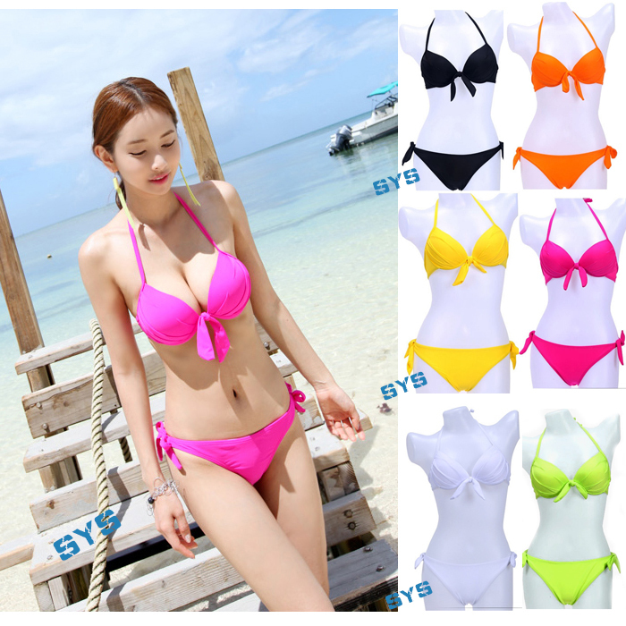 Buy cheap sexy swimsuits online? There are thousands of choices for you to buy a cheap sexy swimwear. You can find the most popular swimsuits for women, such as sexy bikini, tankini, monokini, one piece swimsuit,two piece bathing suits, high waisted swimwear and cover ups etc. Join us to buy your own fashion swimwear at efwaidi.ga Now.