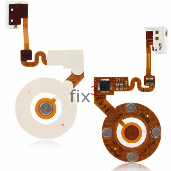 Genuine New Original Replacement Click Wheel Flex Cable for Apple iPod Nano 2nd Gen(China (Mainland))