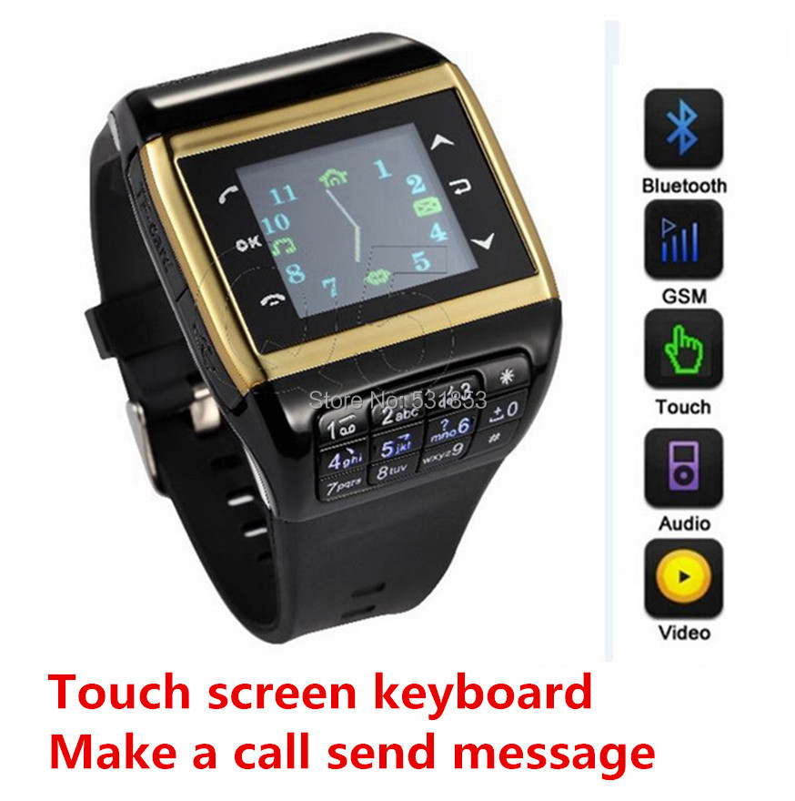 2015 hours phone Unlocked Q5 GSM smart watch mobile phones with touch screen bluetooth Sim card keyboard MP3 watch mobile phone(China (Mainland))