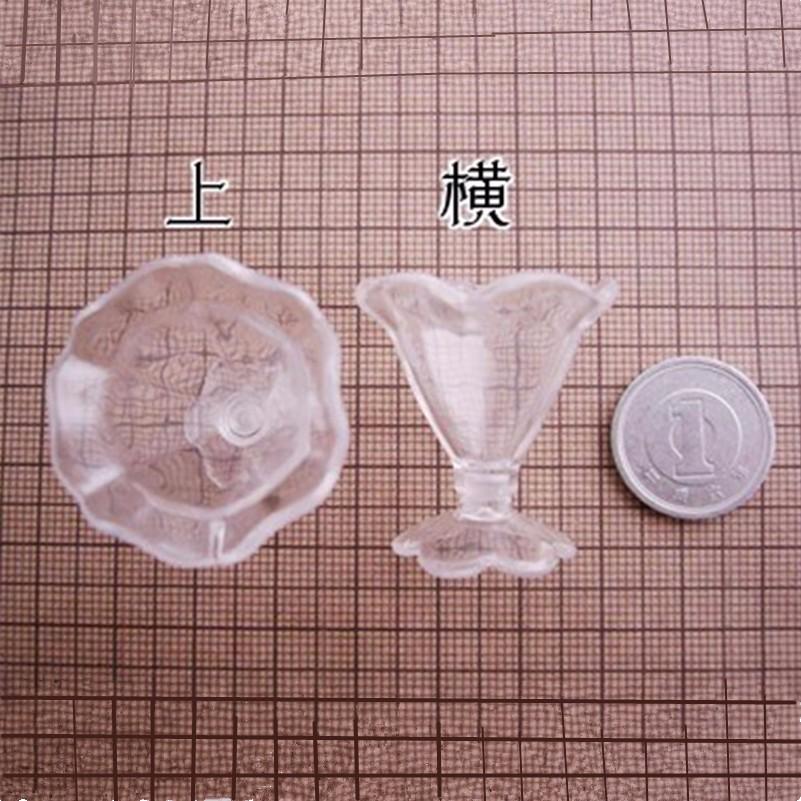 20pcs Japanese Mini Cup Plastic Transparent PVC Miniature Cups Glass Fake Artificial Parfait Cups Deco Parts 2.8*3cm MC022(China (Mainland))