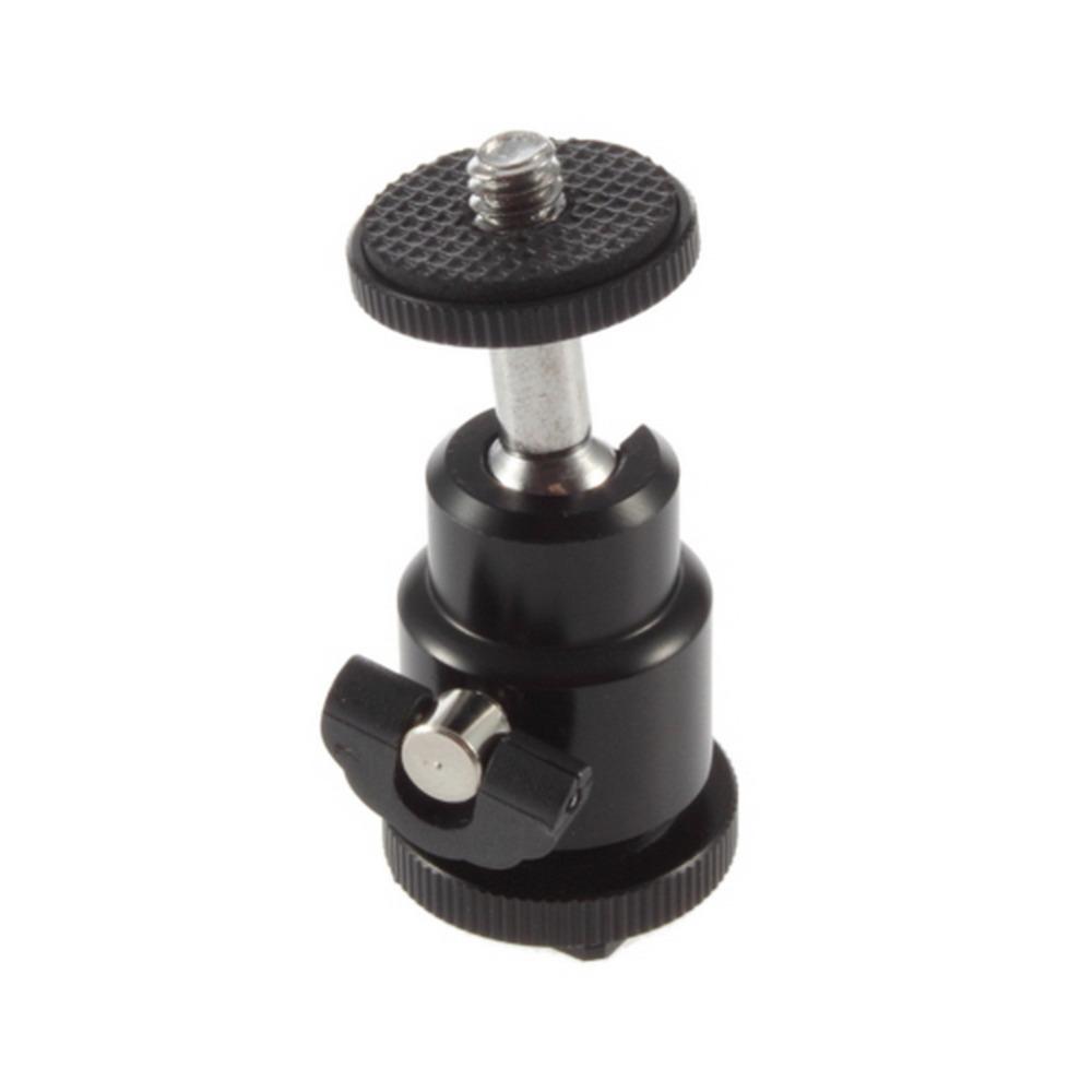 Mini Ball Head for DSLR Camera Camcorder Light Bracket Swivel TL2269 free shipping Hot Selling