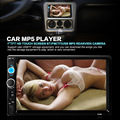 2 Din Car Radio MP5 Player Touch Screen In Dash Video Player Bluetooth Stereo Radio FM