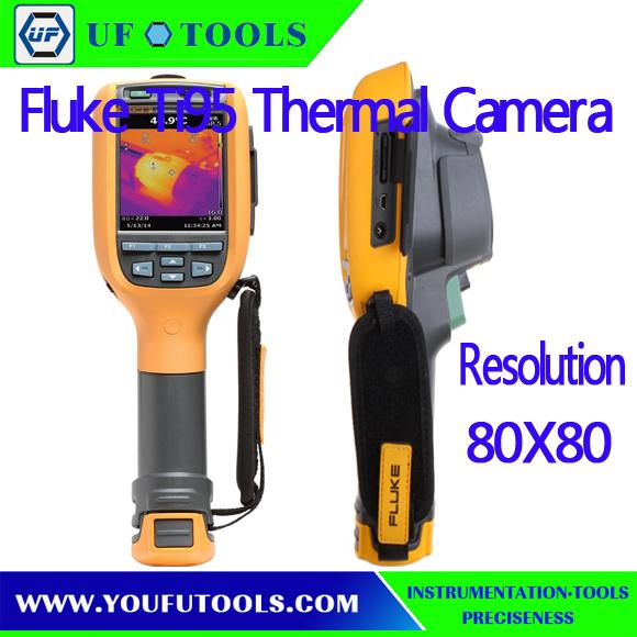 New 100% Fluke Ti95 9Hz 80x80 Ti95 Infrared Thermal Camera 9Hz ,Fluke Economic Thermal Camera, Thermal imager(China (Mainland))