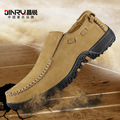Men Flats Size 37 47 Shoes Brand Men Casual Shoes Fashion Spring Autumn Genuine Leather Driving