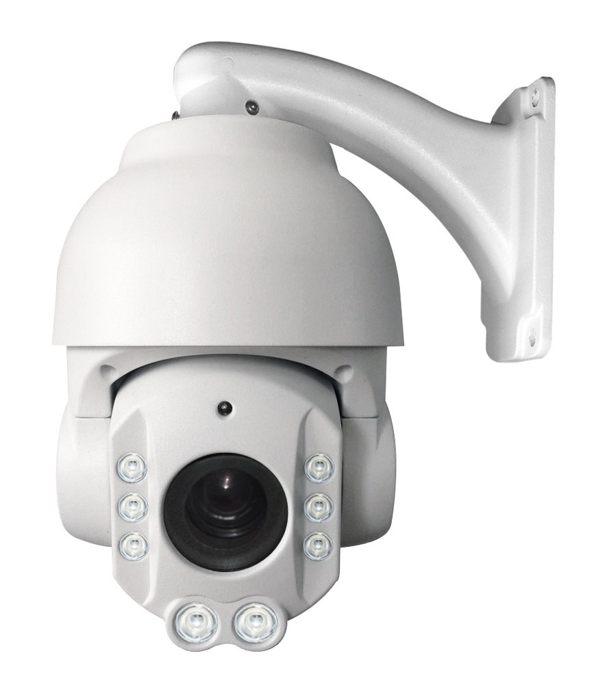 20X Zoom Outdoor Mini IR-CUT 1.3MP HD 960P IP Network PTZ Speed Dome Onvif Security Camera Aluminum Houseing(China (Mainland))