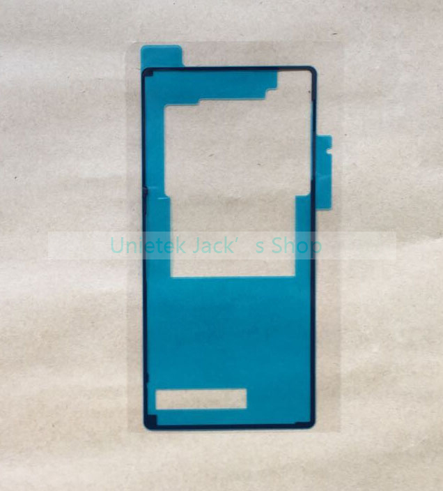 for Sony Xperia Z3 D6603 rear Battery Back Door Cover Adhesive Sticker Tape Z3