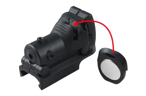 Pointeur Laser Airsoft Rouge Pointeur Laser Rouge