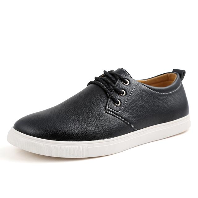 2016 ручной мужчины мокасины из натуральной кожи свободного покроя мужской обуви ...