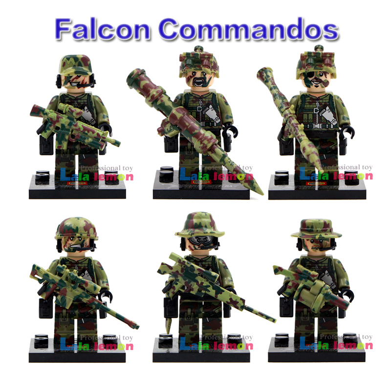 2015 New 6pcs/lot Shen Yuan SY11101 Swat Minifigures Building Blocks Sets Model Bricks Toys Baby Toy Cute Toy Children Gift(China (Mainland))