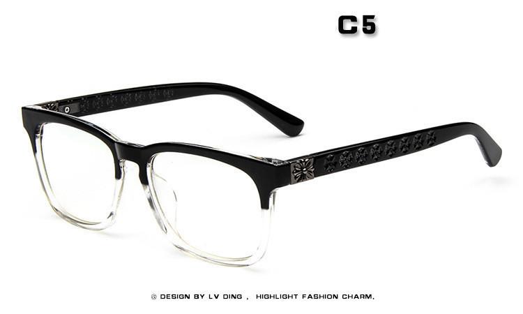 designer optical frames ewq2  2015 New Eyeglasses Spectacles Brand Designer Glasses Frame Women/Men  Retro Optical Myopia Frame Plain
