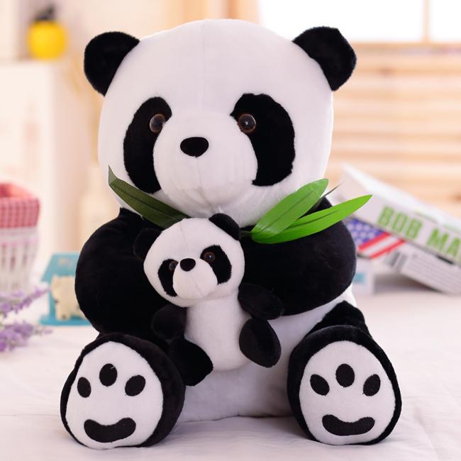 Giant panda doll plush toy doll womens birthday gift<br><br>Aliexpress