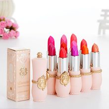 New Long-lasting Waterproof Women Girls Beauty Makeup Sexy Lipstick Moisture Protection Lip Balm Birthday Gift For Friend(China (Mainland))