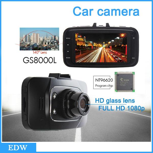 Автомобильный видеорегистратор OEM 1080P DVR G HDMI Gs8000l DVR VanxseHD 140 автомобильный видеорегистратор neutral 1080p hdmi k6000 g 50pcs lot