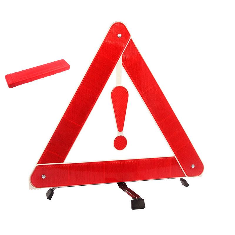 Reflective Emergency Car Triangle Warning Tripod Road Warning Signs for Parking(China (Mainland))