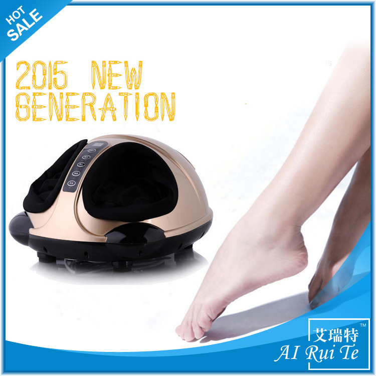 Free shipping Only for Russia Foot massager 360&Foot massage machine infrared heating kneading massage tools Promote sleep(China (Mainland))