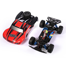Buy RC Car 2.4GHz Rock Crawler Rally Car 4WD Truck 1:18 Scale Off-road Race Vehicle Buggy Electronic RC Model Toy 9301 for $64.53 in AliExpress store
