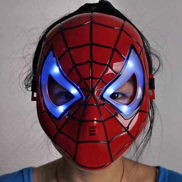 Máscara De Hombre Araña - Compra lotes baratos de Máscara De ...