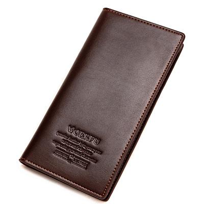 purse Multi-card bit thin Leather men wallets Men's leather wallet zipper card pack minimalist students salomon clutch - bag discount stores store