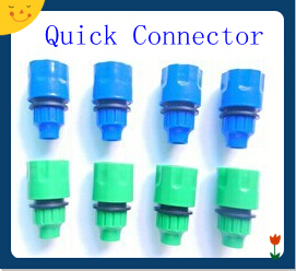 2015 Hot Sale Real Water Hose Connector Drip Tape for Irrigation free Shipping + 5pcs\lot+ Hose Connector for Garden Fast(China (Mainland))
