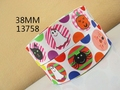50y13758 1 5 diy handmade materials series high quality printed polyester wedding gift wrap