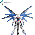 Brand Dragon Momoko MG 1 100 Gundam FREEDOM Wings Model Assemble Anime Models Action Figure Toys