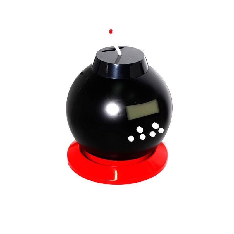 LYGF Bomb Alarm Clock Creative Fashion Spoof Toys, Black(China (Mainland))