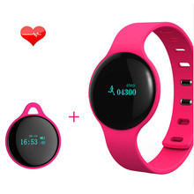 H8 Heart Rate Band Sport Bluetooth Wristband font b Smart b font Bracelet Activity Monitor Fitness