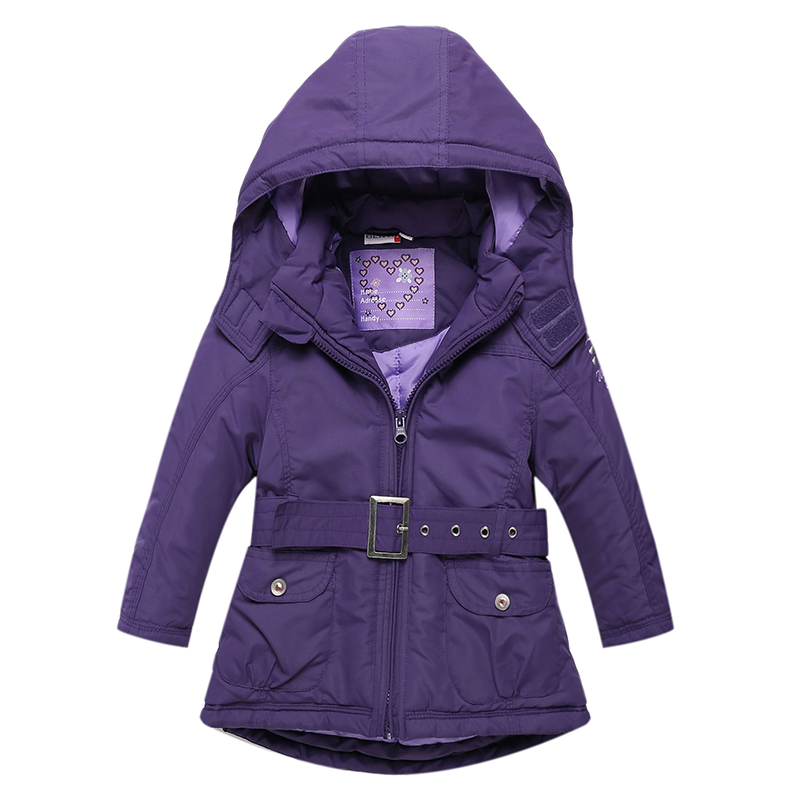 Online Buy Wholesale down winter jacket girls 5 year from China