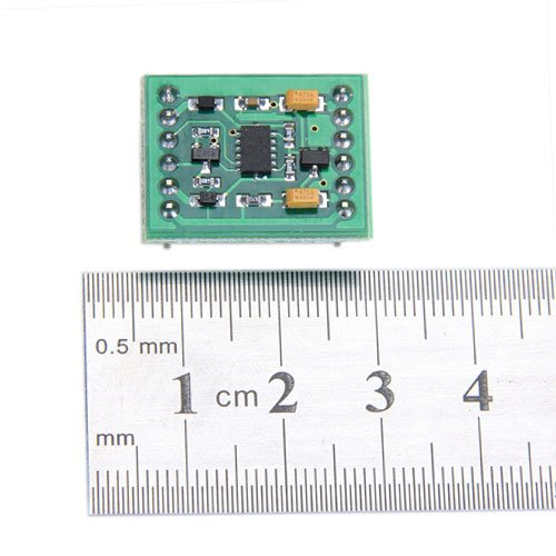 GY-29 Digital Accelerometer Sensor Module Wonderful Gift(China (Mainland))