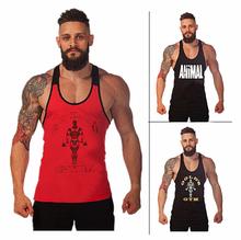 New Golds Gym Singlets Mens Tank Tops Shirt Bodybuilding Equipment Fitness Men s Superman Gym Stringer
