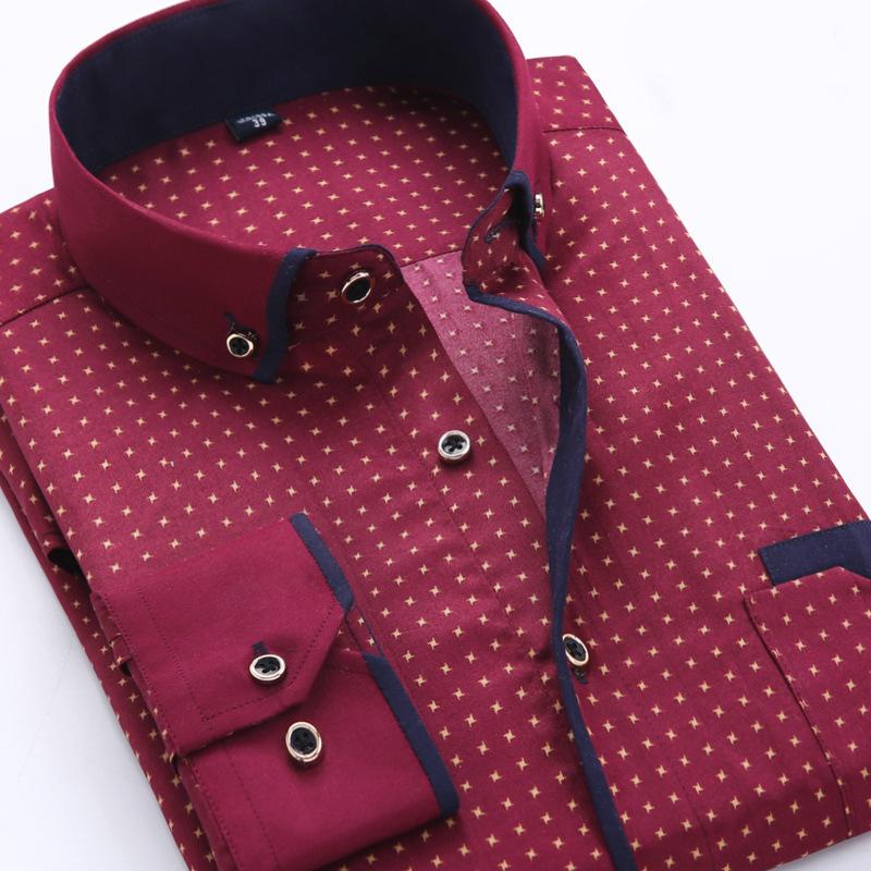 Cheap Flannel Shirts Men Promotion-Shop for Promotional Cheap ...