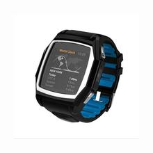 Gps часы водонепроницаемые gt68 Smartwatch наручные bluetooth-смарт часы для Samsung Android телефон здоровье трекер GW68