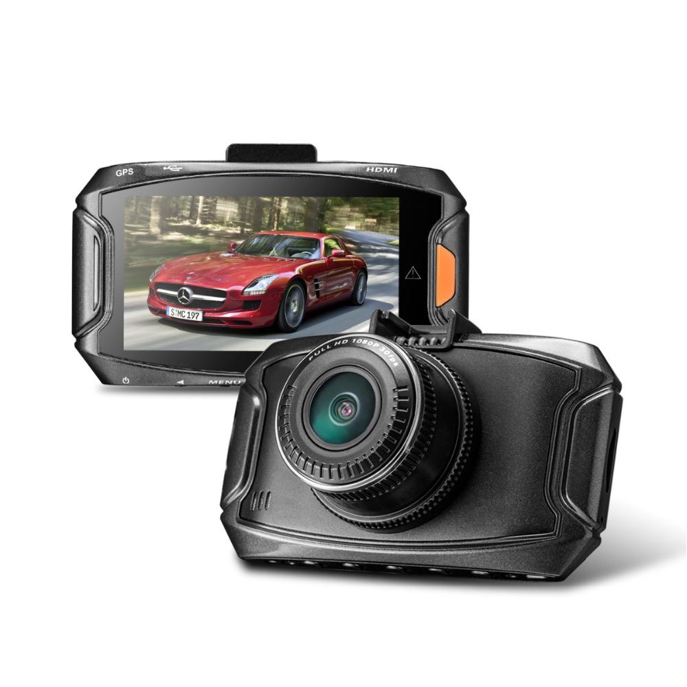 "Гаджет  2014 NEW G90 Ambarella A7 Car DVR Video Recorder Full hd 1080P 2.7""LCD+HDR+G-Sensor+H.264+Night Vision Video Recorder Dash Cam None Автомобили и Мотоциклы"