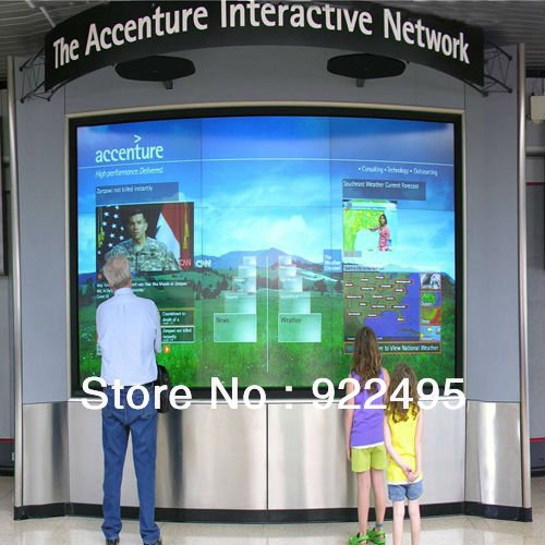"46"" multi Infrared USB touch Touch Frame Panel,16:9 fromat - Touchscreen Panel, IR Touch Panel without Glass,Stable and no drift(China (Mainland))"