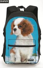 Fashion Cute Animal Cat Printing Backpack Women's Travel Backbag,Kawaii Girls School Bags Children School Laptop Backpacks