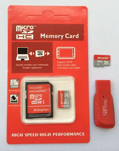 Карта памяти Other 100% 4 & 16GB & 32 & 64 SD TF 10 + + C4 карта памяти other sd tf usb 10 4 8 16 32 64