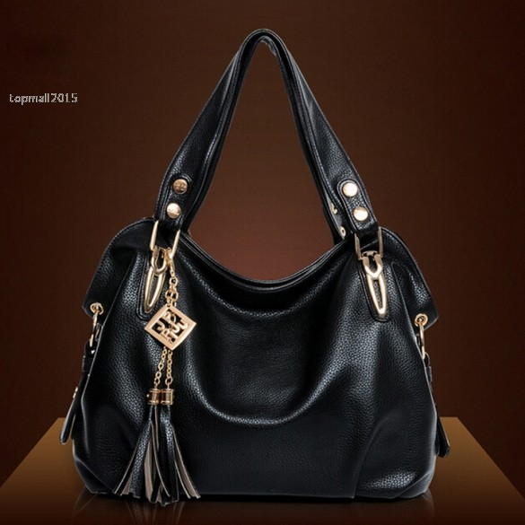 2015 Women Messenger Bags Fashion PU Leather Handbag Portable Shoulder Bag Bolsas Women Leather Handbag Tote 3 35(China (Mainland))