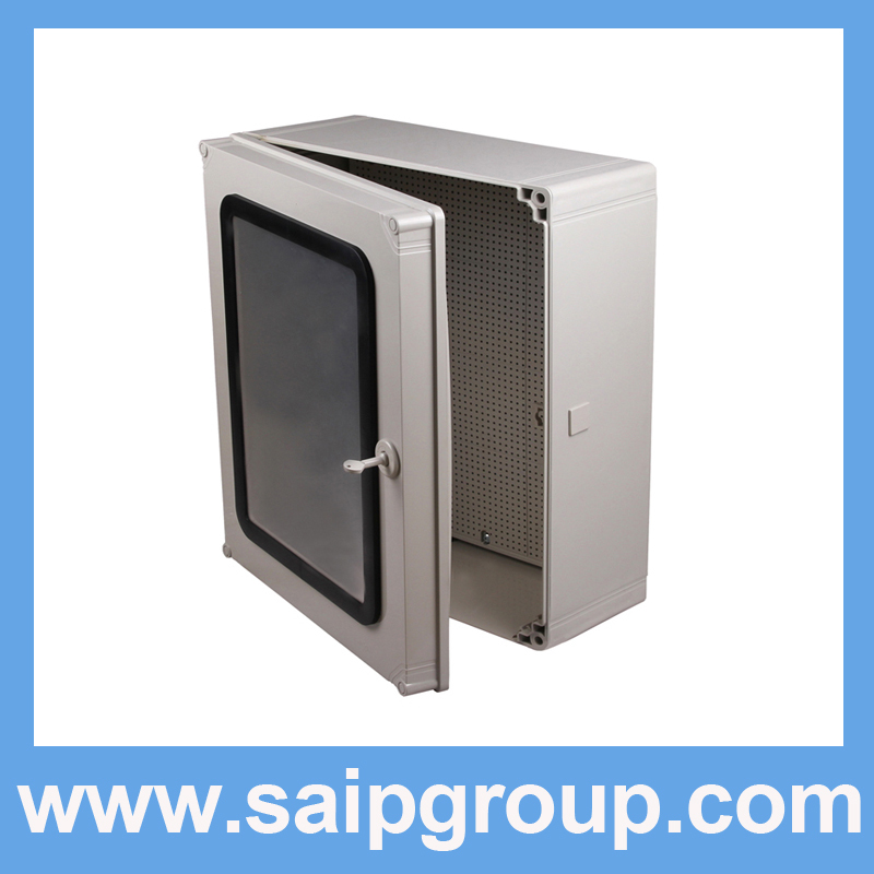 New Hinged Plastic Electrical Distribution Boxes With Lock SP-AT-504019(China (Mainland))
