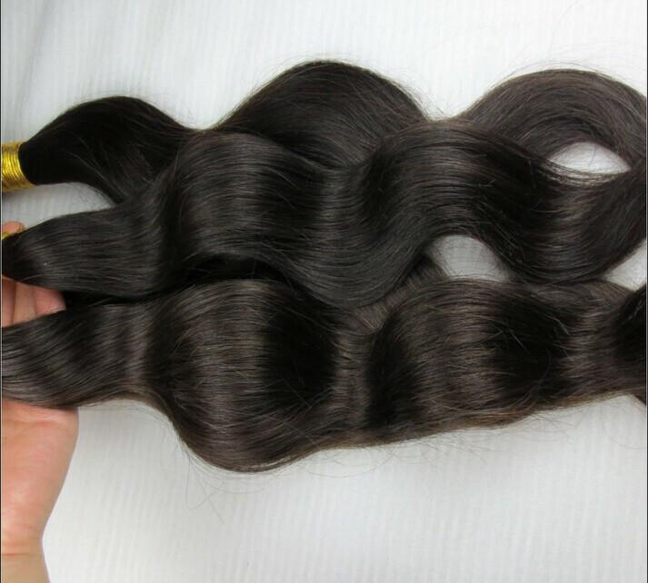 Virgin Indian hair Body wave, 5A Indian virgin hair, Mixed Length unprocessed Indian hair bundles cheap human hair weave<br><br>Aliexpress