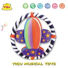 2016 Hot Sale Ferris Wheel Toys Plush Toys Baby Musical Toys Anime Cartoon Film Planes Dusty Plush Airplane YQ5846