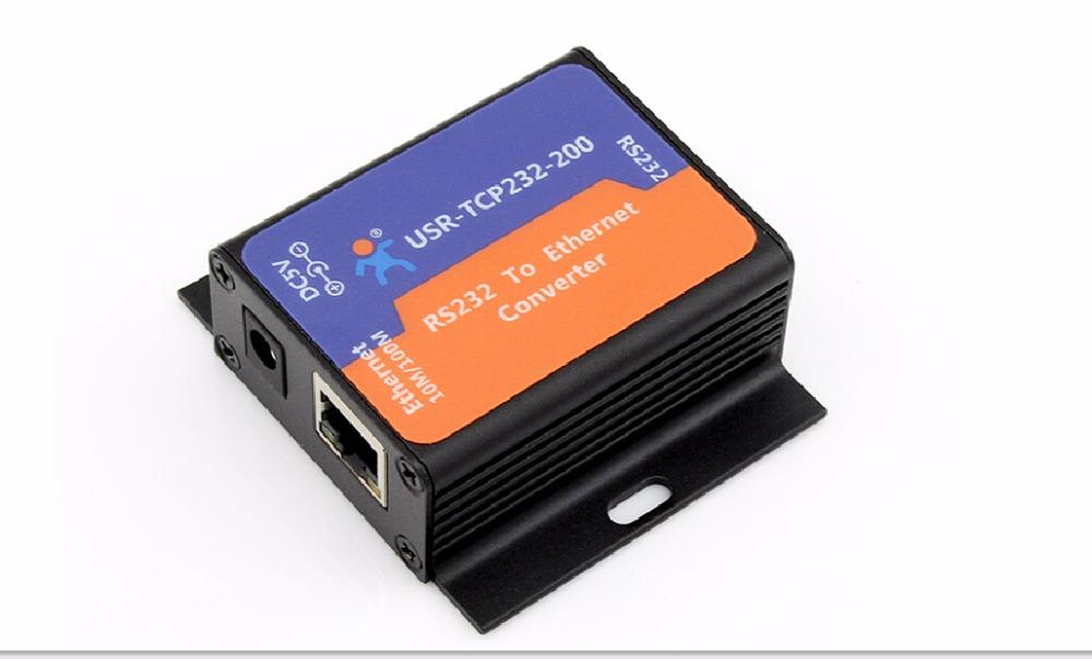 Serial Device Server, RS232 to TCPIP/ Ethernet Server<br><br>Aliexpress