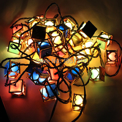 3.3 metre 220V LED Fairy tale String Light Garden For Wedding Lamp Decoration, Christmas and Birthday Party Decoration light(China (Mainland))