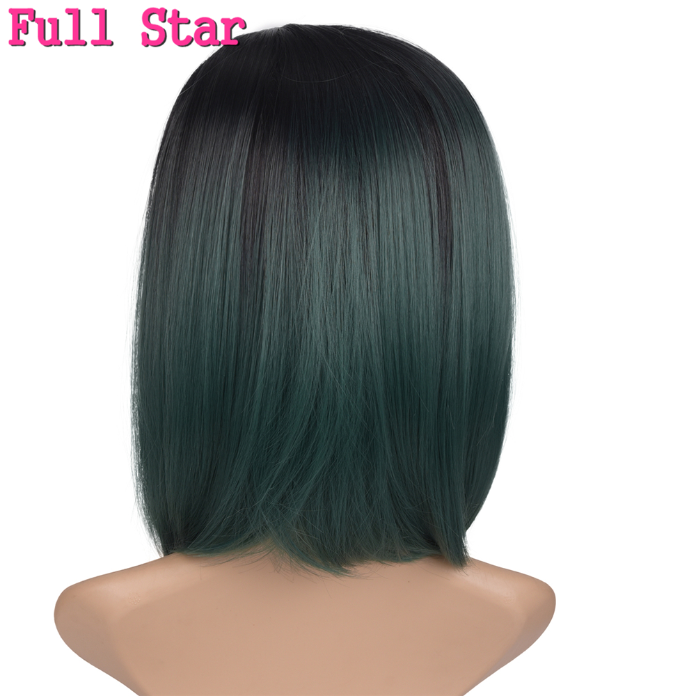 synthetic wig Full Star173