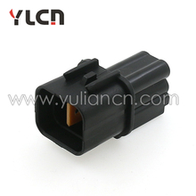 Free shipping high quality 5 Sets/lot 4 pin waterproof male auto tail light harness connectors(China (Mainland))