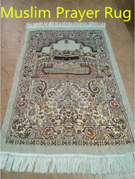 Islamic Muslim Prayer Rug Mat Portable - Enjoy- Life Apparel Factory store