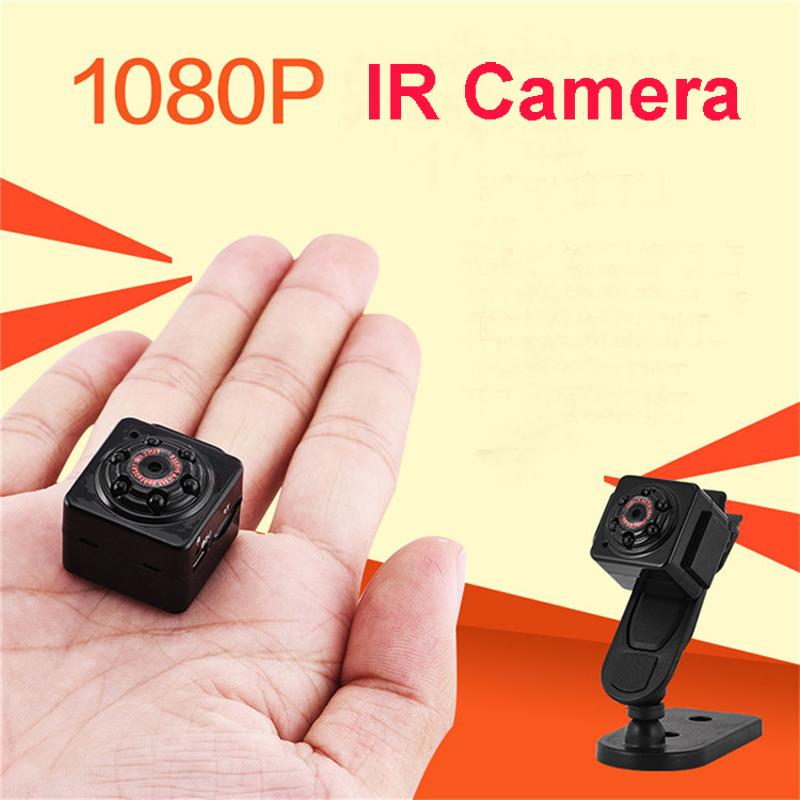12MP Sport Spy SQ9 Mini Camera DV DVR Loop Video Recorder Ultra HD 6 LED IR Night Vision 720P 1080P Web cam Hidden Motion Detect(China (Mainland))