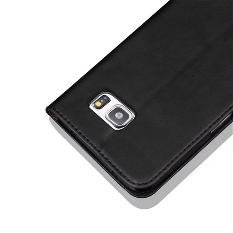 For Samsung Galaxy S7 S7 edge Note 7 Leather Flip Wallet Case Cover Business Phone Cases for Men Women