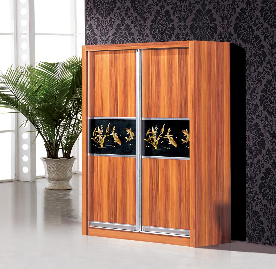 Wooden Wardrobe Styles : ... wood wardrobe closet -in Wardrobes from Furniture on Aliexpress.com