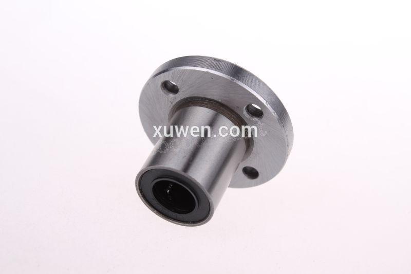 free shipping LMF8UU 8mm Round Flanged Bushing Linear Motion Ball Bearing 8mmx15mmx24mm ball bearings CNC Parts(China (Mainland))