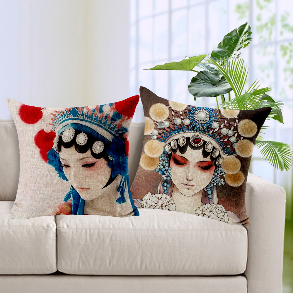 achetez en gros oreillers en tissu vintage en ligne des grossistes oreillers en tissu vintage. Black Bedroom Furniture Sets. Home Design Ideas